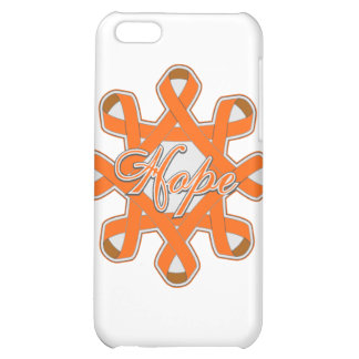 Multiple Sclerosis Hope Unity Ribbons iPhone 5C Cover