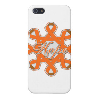 Multiple Sclerosis Hope Unity Ribbons Cases For iPhone 5