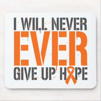Multiple Sclerosis I Will Never Ever Give Up Hope Mouse Pad