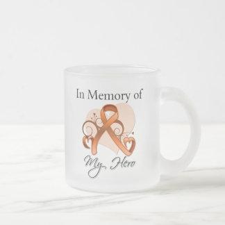 Multiple Sclerosis In Memory of My Hero Coffee Mug