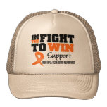 Multiple Sclerosis In The Fight To Win Cap
