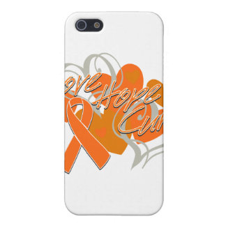 Multiple Sclerosis Love Hope Cure Case For iPhone 5