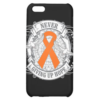 Multiple Sclerosis Never Giving Up Hope iPhone 5C Case