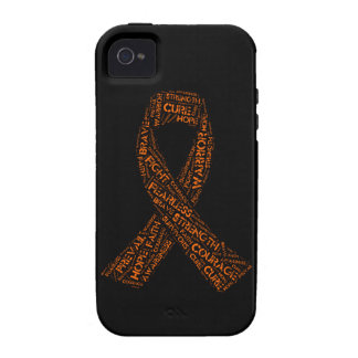 Multiple Sclerosis Ribbon Products iPhone 4/4S Covers