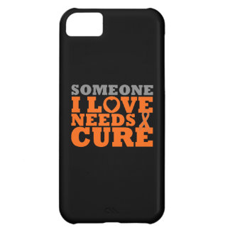 Multiple Sclerosis Someone I Love Needs A Cure iPhone 5C Case