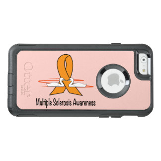 Multiple Sclerosis Swans of Hope OtterBox iPhone 6/6s Case