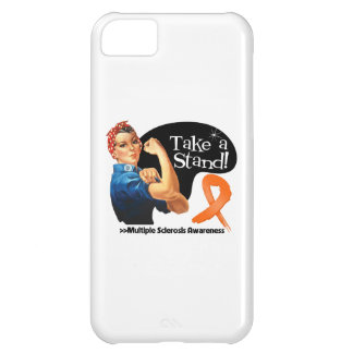 Multiple Sclerosis Take a Stand iPhone 5C Cases