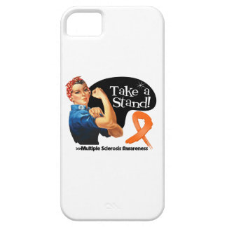 Multiple Sclerosis Take a Stand iPhone 5 Covers
