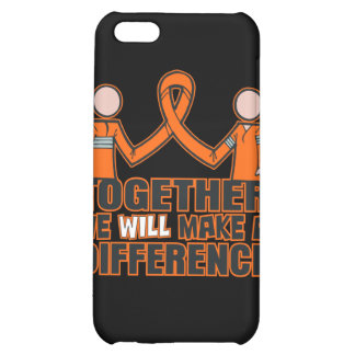 Multiple Sclerosis Together We Will Make A Differe iPhone 5C Cases