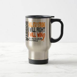 Multiple Sclerosis Warrior Mugs