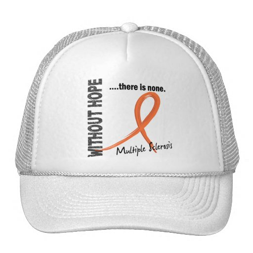 Multiple Sclerosis Without Hope 1 Mesh Hat