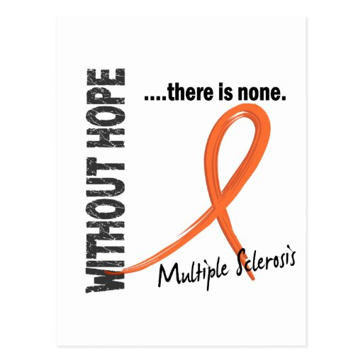 Multiple Sclerosis Without Hope 1 Post Cards