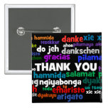Multiple Ways to Say Thank You in Many Languages Button