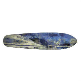Multiple yachts 21.6 cm old school skateboard deck