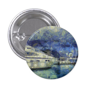 Multiple yachts 3 cm round badge
