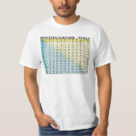 Multiplication Table (Instant Calculator!) T-Shirt
