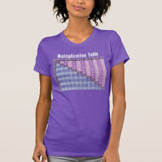 Multiplication Table (Instant Calculator) T-Shirt
