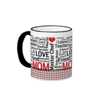 Multitalented Mom - Mother's Day, Birthday Mugs