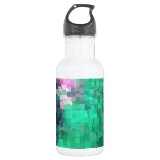 Multitude of colour 532 ml water bottle