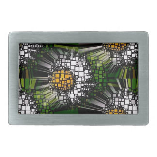 Multiverse Daisies Belt Buckles