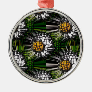 Multiverse Daisies Christmas Ornament
