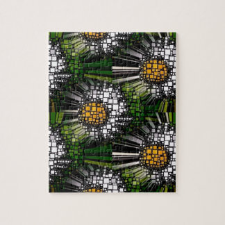 Multiverse Daisies Jigsaw Puzzle