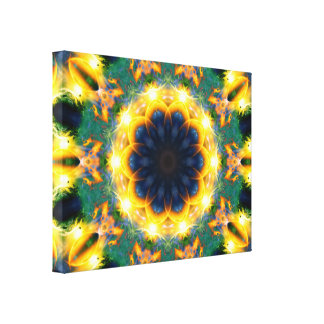 Multiverse Portal Canvas Print