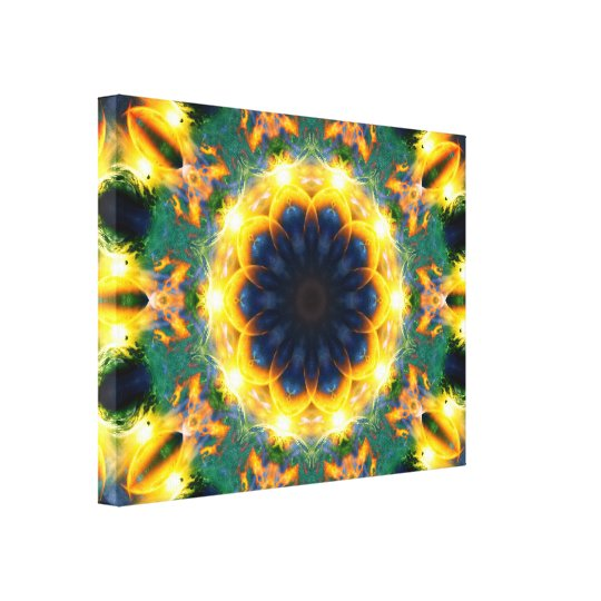 Multiverse Portal Canvas Print