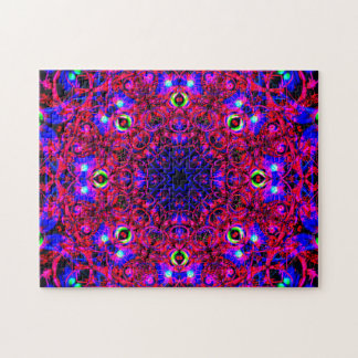 Multiverse Reality | Relaxation Mandala Jigsaw Puzzle