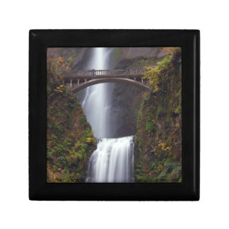 Multnomah Falls in late Autumn Gift Box