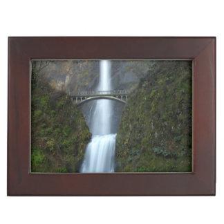 Multnomah Falls Keepsake Box