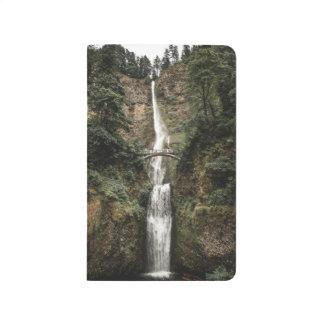 Multnomah Falls Oregon Notebook