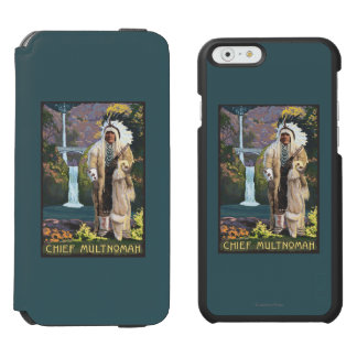 Multnomah Falls, OregonChief Multnomah Incipio Watson™ iPhone 6 Wallet Case