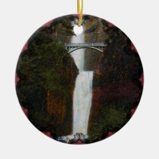 Multnomah Falls Ornament