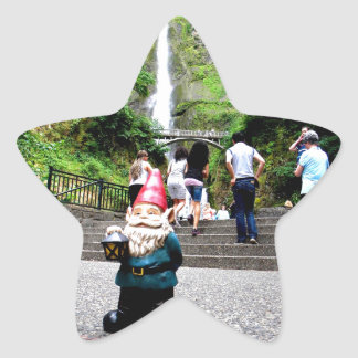 Multnomah Gnome II Star Sticker