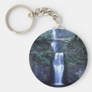 Multoonah Falls Oregon keychain