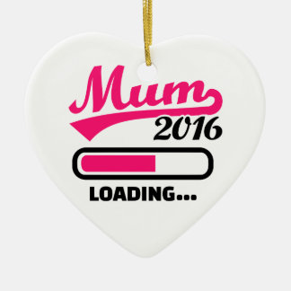 Mum 2016 christmas ornament