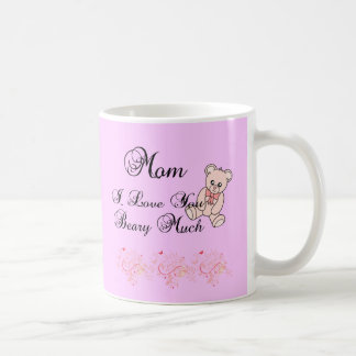 Mum and Hearts Coffee Mug