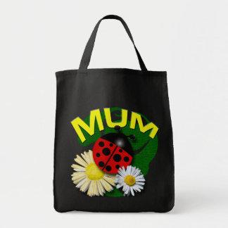 Mum and Ladybug Bags