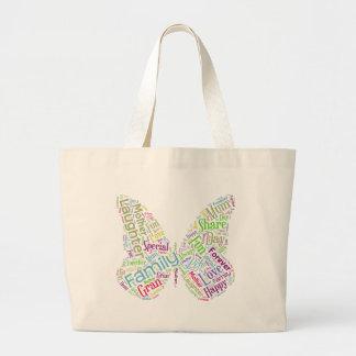 Mum Butterfly bag