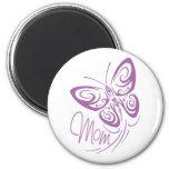 Mum Butterfly Magnet