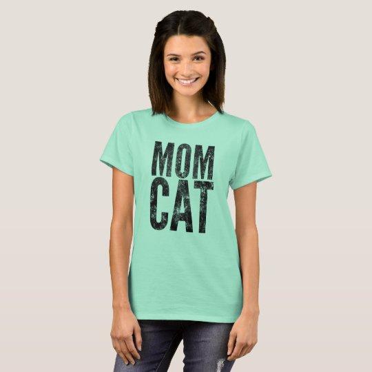 Mum Cat T-Shirt