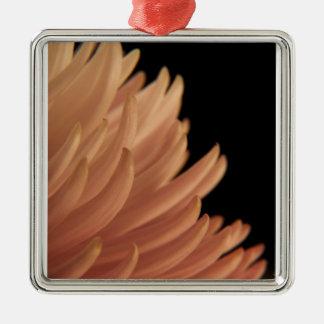 Mum Chrysanthemum Pink Flower Christmas Tree Ornament