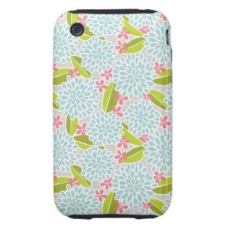 Mum Floral iPhone 3 Case