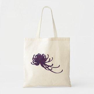 mum flower tote bag