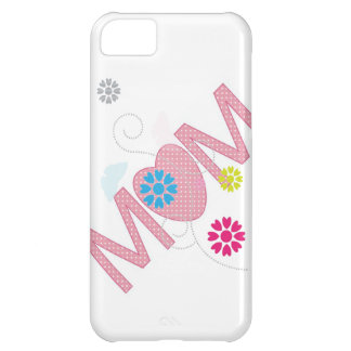 Mum Hearts And Flowers iPhone 5C Case