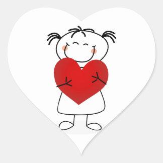 mum i love u this much heart sticker