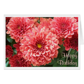 Mum in Pink Greeting Card