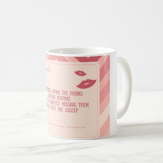 """Mum Love """"Bedtime"""" Mug"""