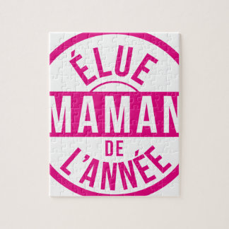 Mum / Mom / Mommy / Maman / Mamma / Mama Jigsaw Puzzle